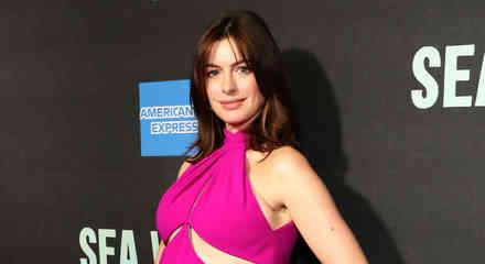 Anne Hathaway embarazada