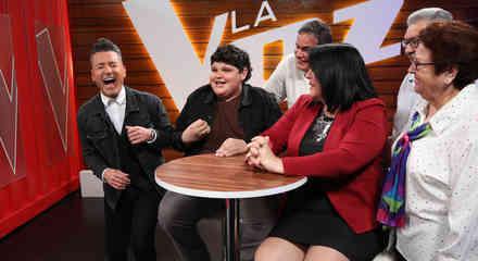 Christopher Jorge Bernal  Audiciones a Ciegas 2016 La Voz Kids 2016