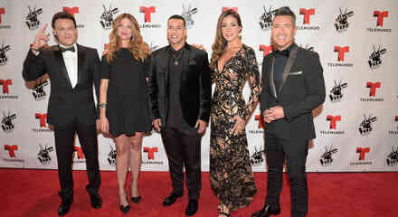 Pedro Fernández Natalia Jiménez  Daddy Yankee Patricia Manterola Jorge Bernal llegan a la final de la cuarta temporada de La Voz Kids 2016