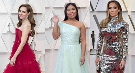Marina de Tavira, Yalitza Aparicio, Jennifer Lopez
