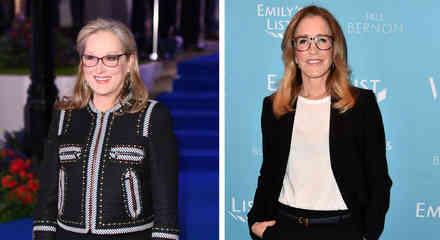 Meryl Streep y Felicity Huffman