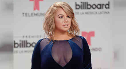 Chiquis Rivera en Latin Billboards 2017