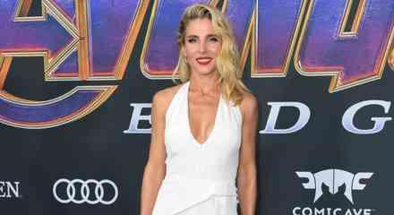 """Elsa Pataky en la premiere de """"Avengers: Endgame"""""""