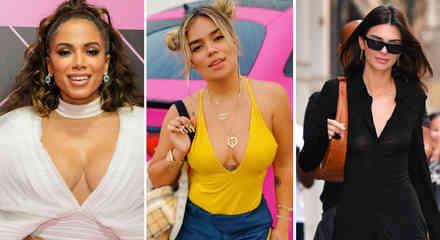 Anitta, Karol G y Kendall Jenner