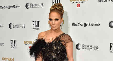 Jennifer Lopez en los Gotham Independent Film Awards 2019