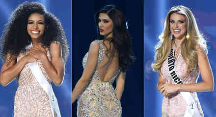 Miss USA, Miss Perú, Miss Puerto Rico 2019