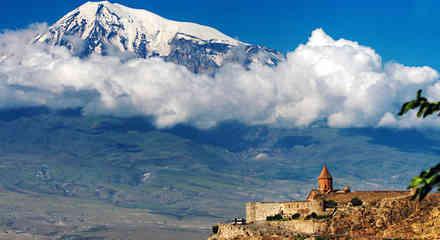Monte Ararat, Turquía