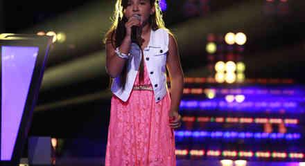 Ariana en las batallas de La Voz Kids