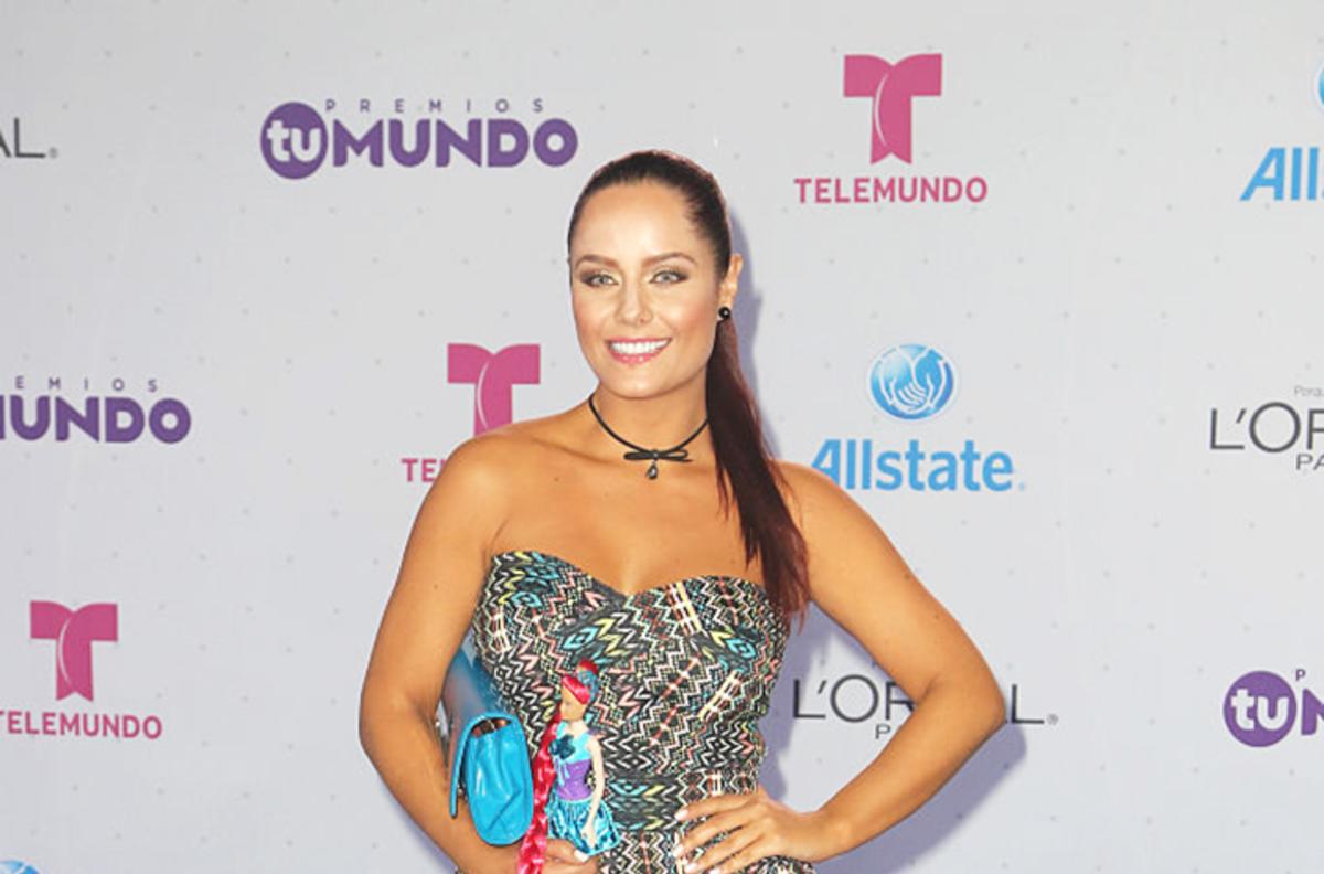 Ana Lucia Dominguez En Tanga señora acero la tuti ana lucía domínguez | telemundo