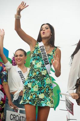 Paulina Vega Dieppa es coronada como Miss Universo