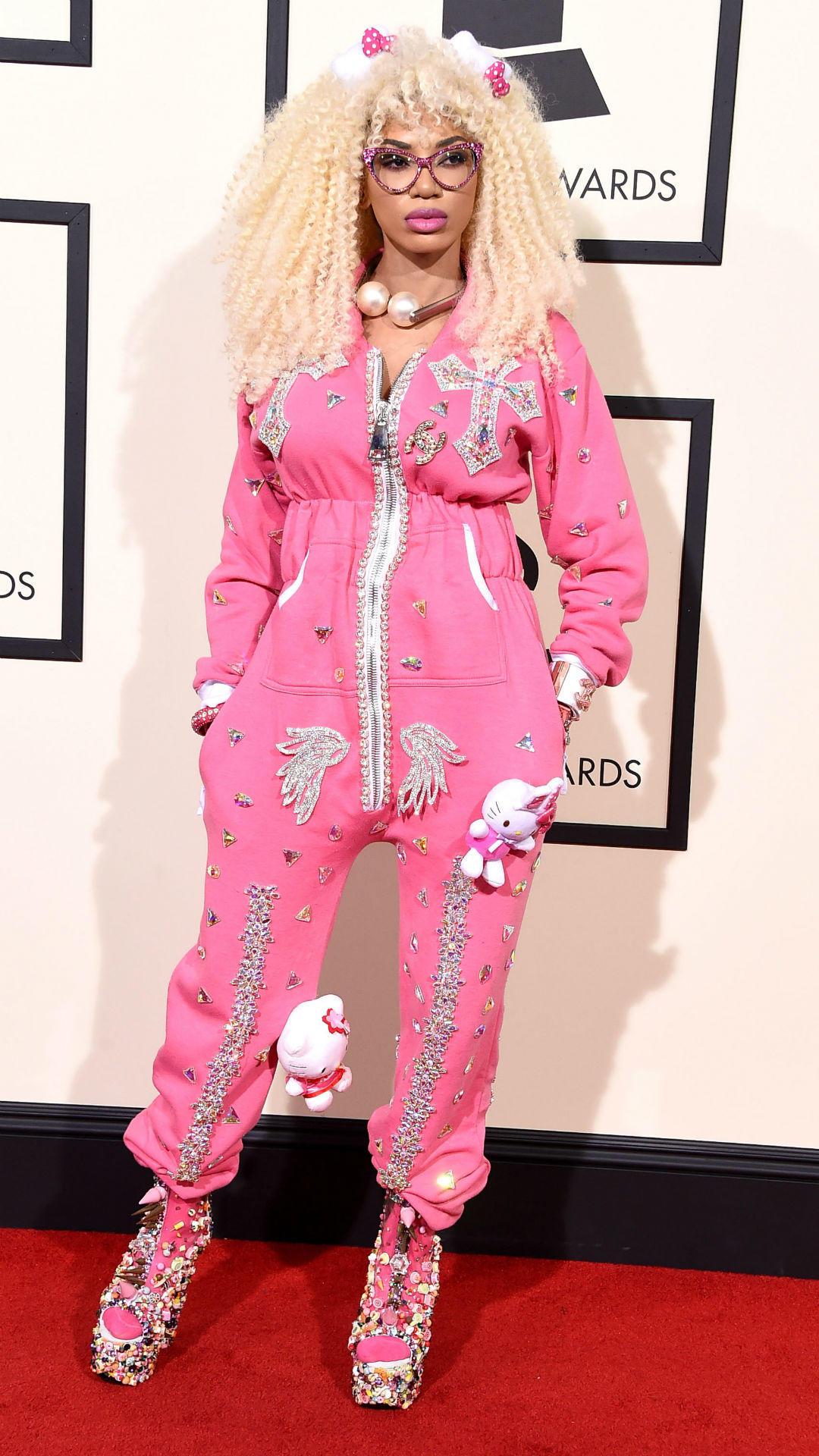 Atractivo Vestido De Novia De Nicki Minaj Patrón - Colección de ...