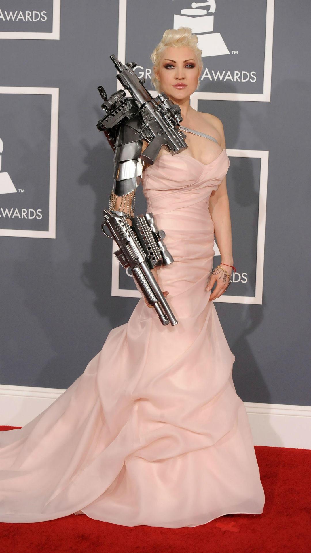 Asombroso Vestido De Fiesta De Miley Cyrus Adorno - Colección de ...