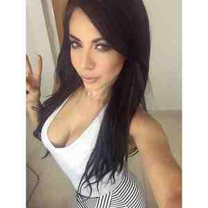 a2916a2c0b Jimena Sánchez publica un video y fotos en ropa interior muy sexis y  enciende las redes