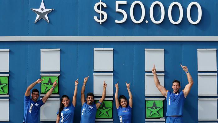 Contendientes señalan 50 mil en el Tablero del Dinero