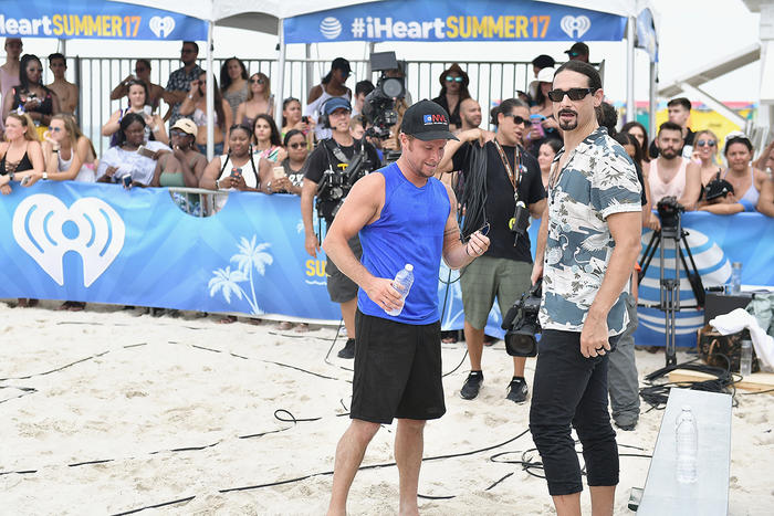 iheartsummer '17 weekend by at&t, day 2 - daytime