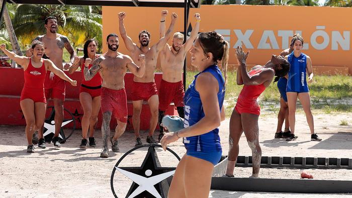 Yamilet y Famosos festejan frente a Paula Leyes