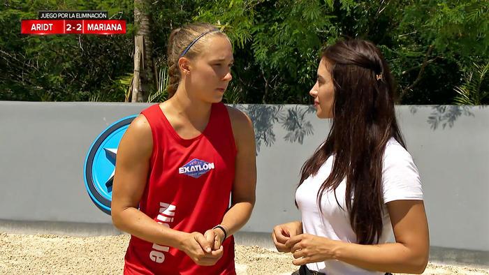 Nicole habla con Jessica Cediel en entrevista