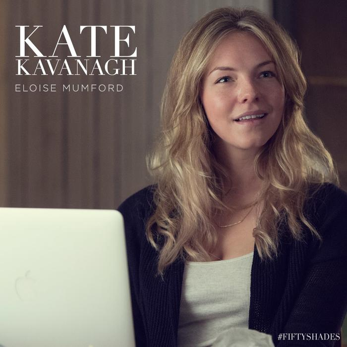 Eloise Mumford es Kate Kavanagh.
