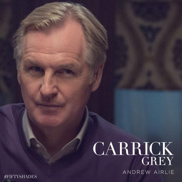 Andrew Airlie es Carrick Grey