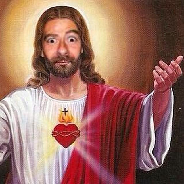 cara de Eduardo Videgaray en dibujo de Jesús