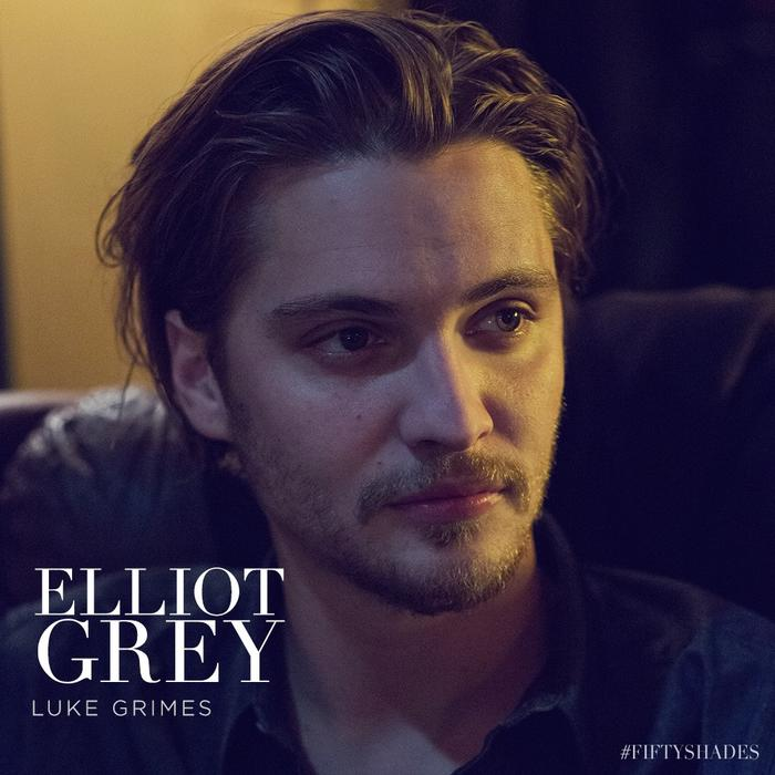 Luke Grimes es Elliot Grey