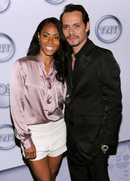 Marc Anthony y Jade Pinkentt - Smith