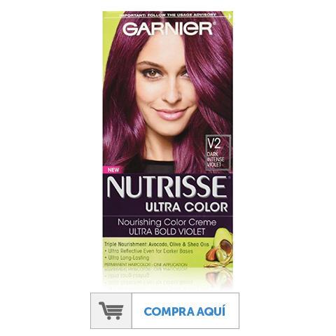 Tintes de pelo colores numeros
