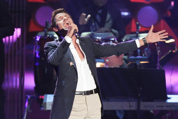 Marc Anthony Premios Billboard 2012