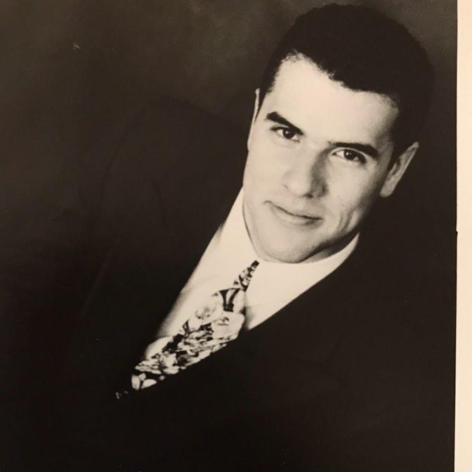 Marco Antonio Regil en 1993