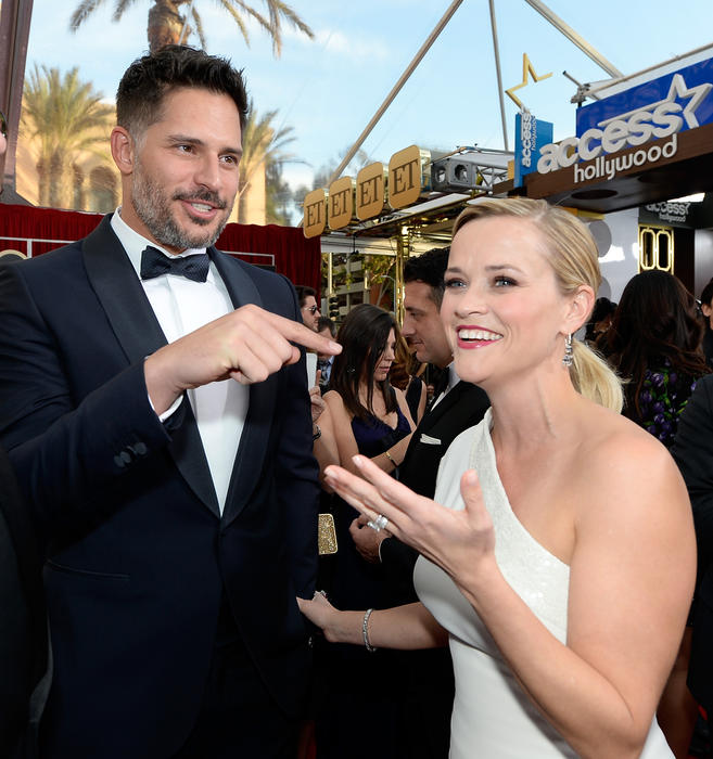 Reese Witherspoon y Joe Manganiello