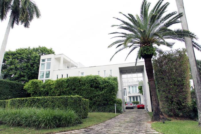 La casa del rapero Lil Wayne.