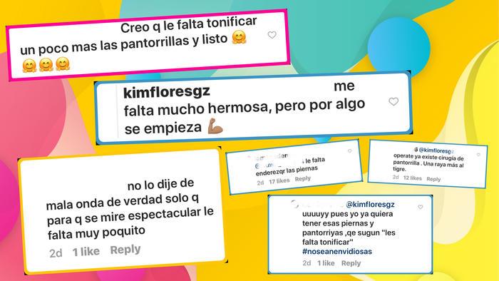Comentarios Kimberly Flores