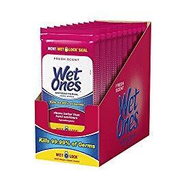 Toallitas húmedas Wet Ones