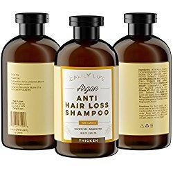 Shampoo con cafeína Calily Life anticaída