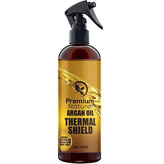 Aceite de Argán Spray Protector de Cabello