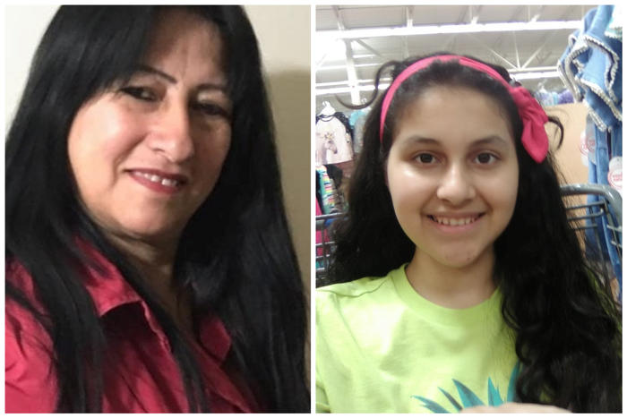 Elizabeth y Angie Rubio