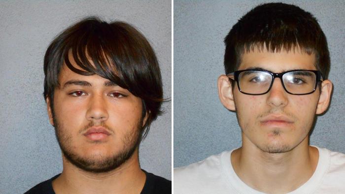 Brian Porras y Dylan Ceglarek también se encuentran bajo custordia.