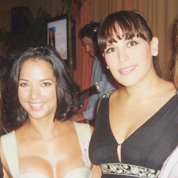 Angelica Vale y Adamari Lopez