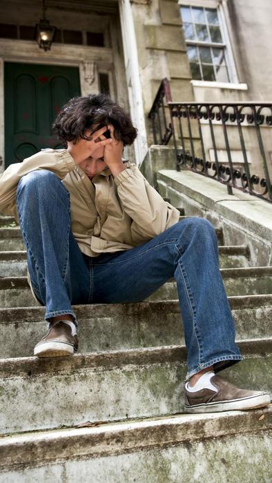 Adolescentes deprimidos