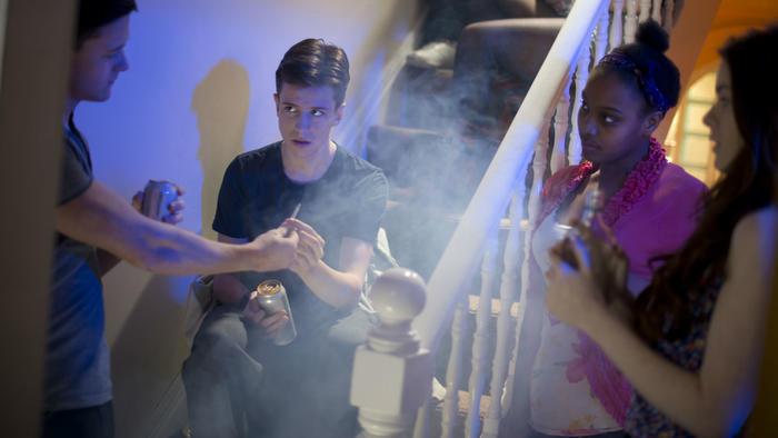 Adolescentes y el consumo de marihuana