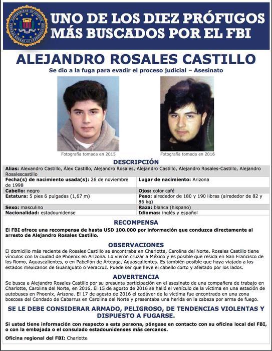 Alejandro Rosales Castillo