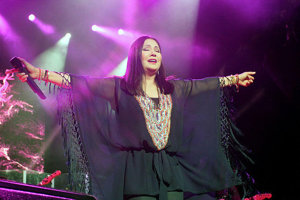 Ana Gabriel Latin Billboards
