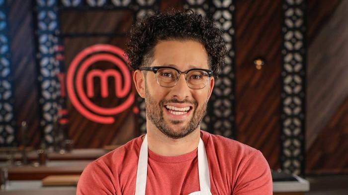 Andrés en MasterChef Latino