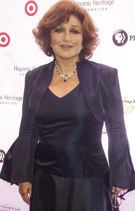 Angélica María en los Hispanic Heritage Awards