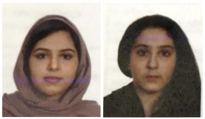 hermanas sauditas