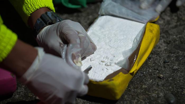 Aparece cocaína en las Islas Fiji