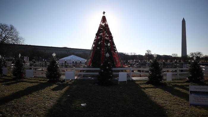 Árbol Nacional de Navidad