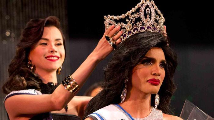 Argenis González, Miss Gay Venezuela 2015
