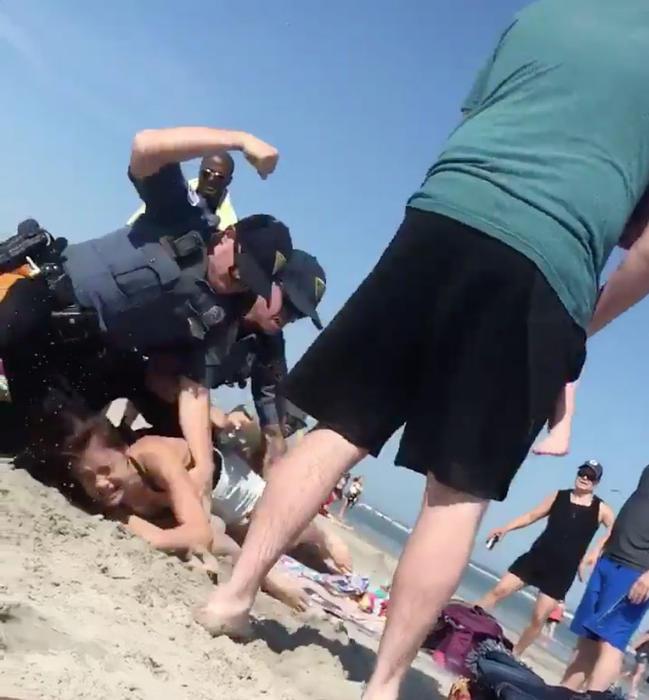 arresto emily weinman
