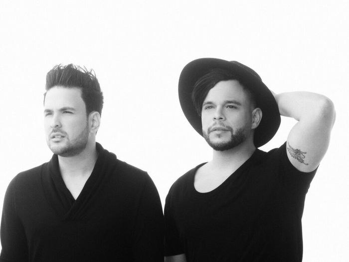 Los DJ's venezolanos AtellaGali